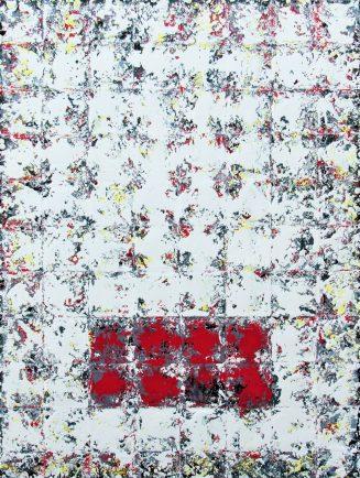 Ordeal (2021)Oil on canvas 100 x 75cm