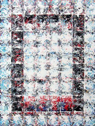 Nostalgia (2021) Oil on canvas 100 x 75cm